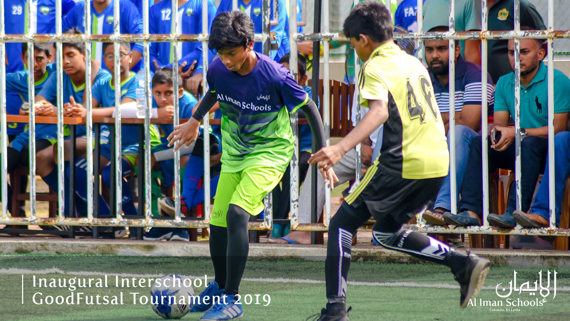 Images from the Inaugural Interschool Futsal Tournament 2019